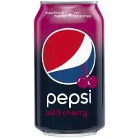 Pepsi Cola Wild Cherry 330ml plech