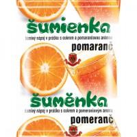 šuměnka pomeranč 1ks