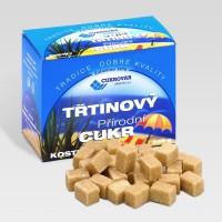 Vrbátky Třtinový přírodní cukr kostky 250g