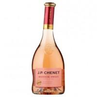 J.P. Chenet Medium sweet růžové polosladké ví...