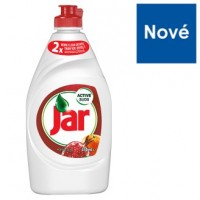Jar Pomegranate and Red Orange Na Nádobí, Slože...