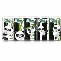 Tento Panda kapesníky 3 vrstvé 10ks