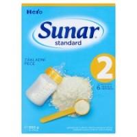 Sunar Standard 2 pokračovací sušená mléčná ...