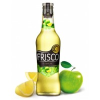 Frisco Jablko a citrón 0,33l