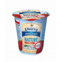 Madeta Jihočeský Nature jahodový jogurt laktóz...