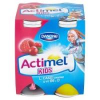 Danone Actimel Kids jogurtové mléko malinovo-bru...