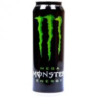 Monster Energy 553ml plech