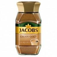 Jacobs Crema Gold rozpustná káva 200g