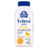 Mlékárna Kunín Kefírové mléko banán 300g