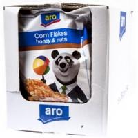 ARO Cornflakes Honey/Peanut 250g