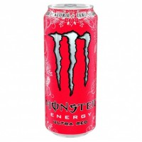 Monster Energy Ultra Red 0,5l