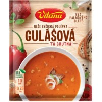 Vitana Gulášová polévka 96g