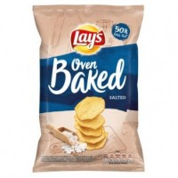 Lays Oven Baked Salt 65g