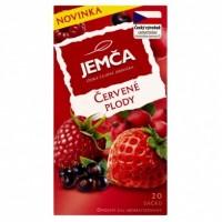 Jemča Čaj červené plody (20 sáčků) 40g