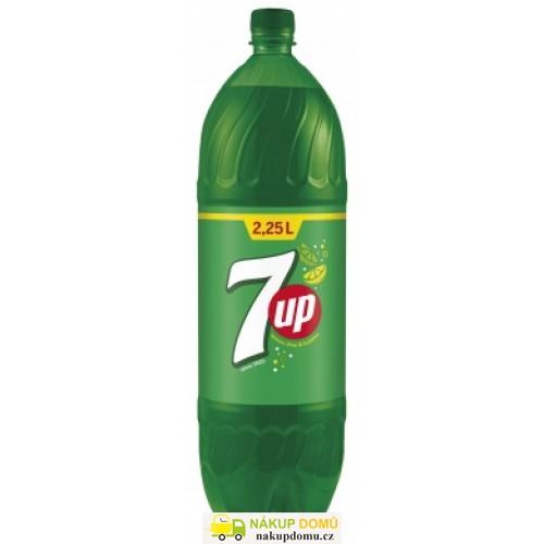 7UP Limonáda s citronovou příchutí 2,25l