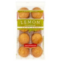 Brick Muffiny mini citrónové 180g