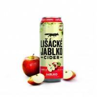 Lišácké jablko, plech 0,5l