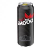 Big Shock! BW Black 500ml plech