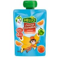 Hello Ovocná přesnídávka Kapsička s pomeranč...