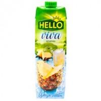 Hello Viva Ananas 1L