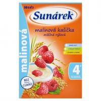 Sunárek Malinová kašička mléčná rýžová 2...