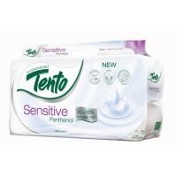 Tento Sensitive pantenol toaletní papír 3 vrstv�...