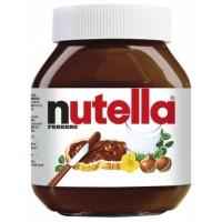 Nutella Ferrero Pomazánka lískooříšková s ka...
