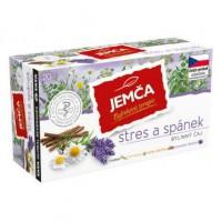Jemča Stres a spánek bylinný čaj 35g