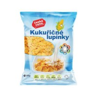 Česká cena Kukuřičné lupínky 375g