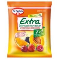 Dr. Oetker Extra želírovací cukr na přípravu ...