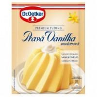 Dr. Oetker Premium Puding Pravá vanilka smetanov�...