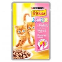 Purina Friskies Kapsa Junior kuře pro kočky 100g