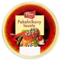 Viva Pekelníkovy tousty paštika 120g