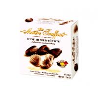 Belgické mini pralinky mořské plody  50g