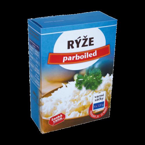Česká Cena Rýže parboiled 480g