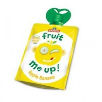 Fruit me Up Jablko - banán 100% 90g