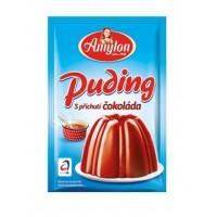 Amylon Puding s příchutí čokoláda v prášku ...