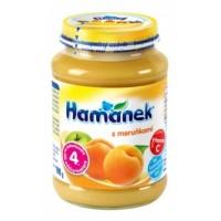 Hamánek Ovocný příkrm s meruňkami 190g