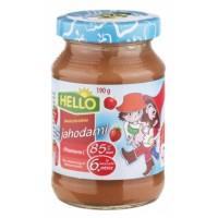 Hello Ovocná přesnídávka s jahodami a vitamine...