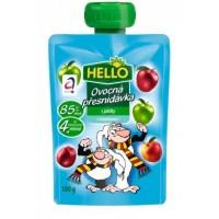 Hello Ovocná kapsička s jablky a vitamínem C 10...