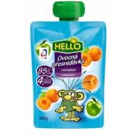 Hello Ovocná přesnídávka s meruňkami a vitami...