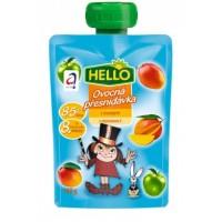 Hello Ovocná kapsička s mangem a vitaminem C 100...