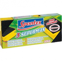 Houba tvarovaná Spontex 3ks