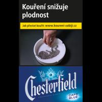 Chesterfield caps modrý 20ks