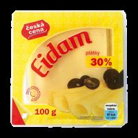 Česká cena Eidam plátky 100g