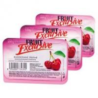 Fruits Exclusive Kandované třešně 100g vaničk...