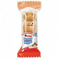 Kinder Happy Hippo Oplatka s mléčnou a lískooř...