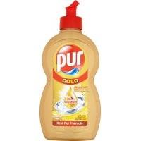 Pur Gold Lemon prostředek na nádobí 420 ml