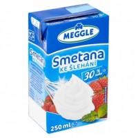Meggle Smetana 30% 250ml