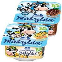 Matylda BIO dezert vanilka nebo čokoláda 100g
